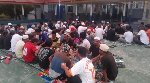 Buka Puasa Bersama Perkuat Silaturahmi WBP & Petugas Lapas Ternate