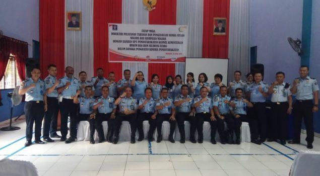 Direktur Yantah & Pengelolaan Basan Baran Beri Penguatan Jajaran PAS Sulut