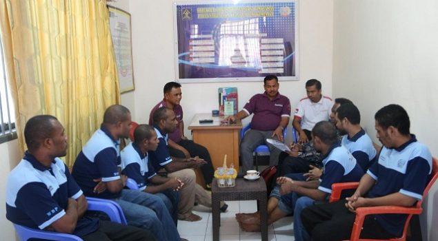 LPN Sungguminasa Kedatangan Perwakilan Kedutaan Papua Nugini