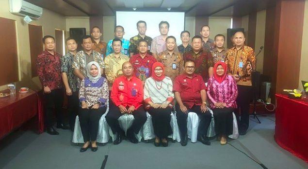 Kabapas Lampung Hadiri Pengarahan Dirjen PAS Tentang Revitalisasi Pemasyarakatan