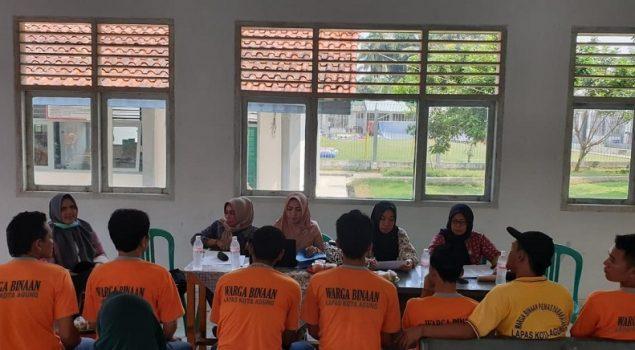 Bapas Bandar Lampung Kebanjiran Ratusan Permintaan Litmas