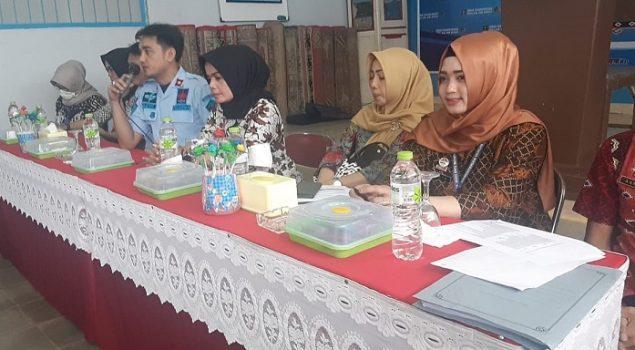 Tim Bapas Bandar Lampung Lakukan Mentoring & Asesmen ke Rutan Krui