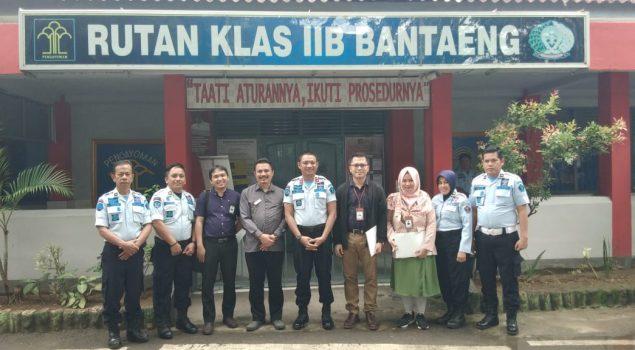 Ombudsman Sulsel Puji Kebersihan & Keasrian Rutan Bantaeng