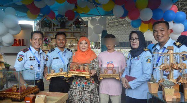 "LPKA Bandar Lampung Gagas ""Kemenkumham Lampung Correctional Fair 2019"""