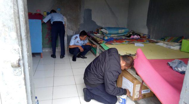 Satgas Kamtib Kanwil Maluku Sidak Cabrutan Saparua