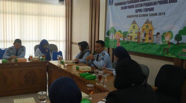 PK Muda Bapas Yogyakarta Paparkan Program Alternatif Penanganan ABH