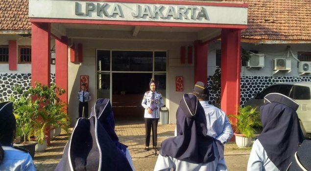 LPKA Jakarta Bersiap Pindah Lokasi ke Cinere