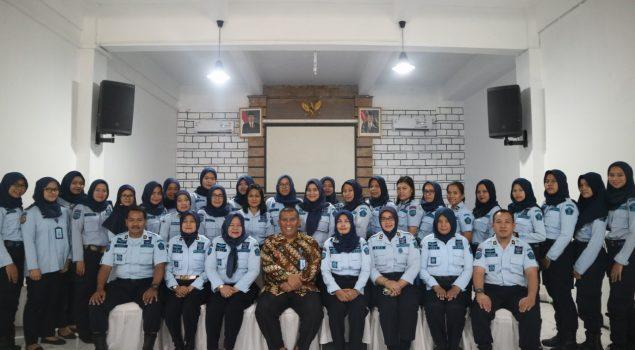 Kadiv PAS DKI Jakarta Apresiasi Respon LPP Jakarta Bangun ZI
