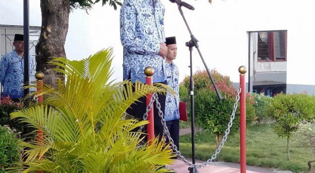 Anak LPKA Kutoarjo Rutin Upacara Kesadaran Nasional