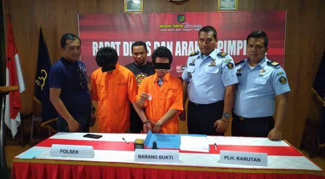 Petugas Rutan Tangerang Gagalkan Penyelundupan Sabu
