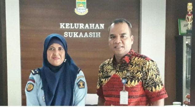 LPKA Tangerang Lakukan Koordinasi Dengan Kelurahan Suka Asih