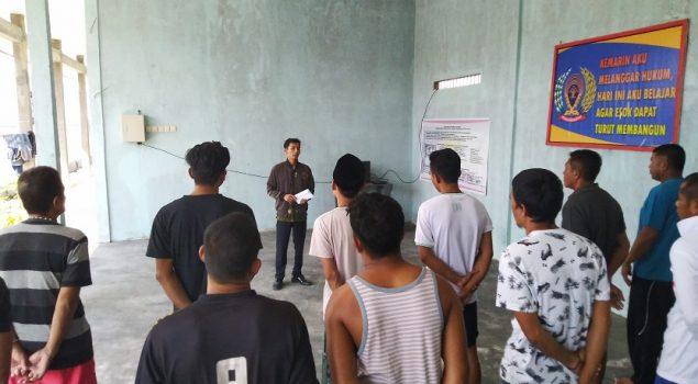 WBP Lapas Sukamara Terima Kartu BPJS Kesehatan