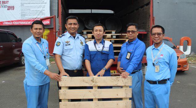 KPSE Berikan Bantuan Bahan Baku Untuk Pembinaan Di Lapas Cilegon