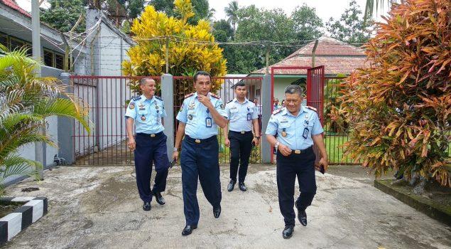 Kakanwil Maluku Pantau Layanan Kunjungan di Lapas Ambon
