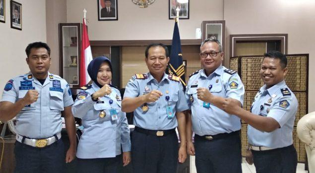 Diundang Langsung Oleh Kakanwil Sulsel, Kepala Pengamanan Lapas Makassar Sampaikan Ini
