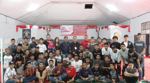 Kita Lahir Sebagai Pemenang, Sebuah Motivasi Dari Sahabat Peduli Anak Makassar Untuk Andik Pas