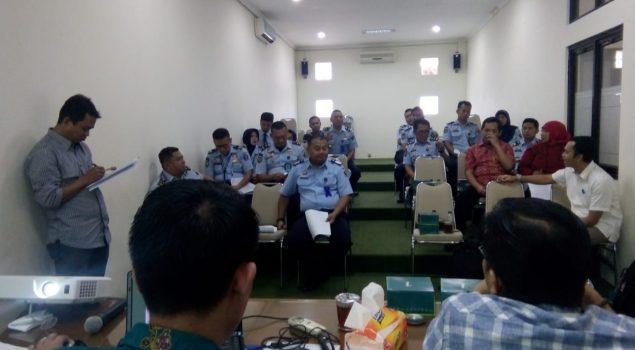 Bapas Kelas I Yogyakarta Menghadiri Workshop Unit Layanan Disabilitas