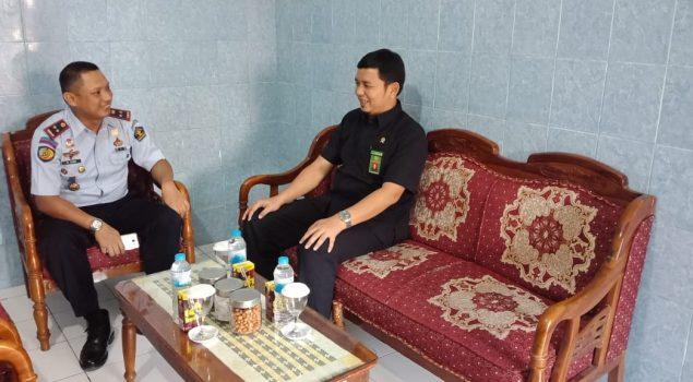 Rutan Bantaeng Dapat Kunjungan dari Ketua Pengadilan Negeri Bantaeng