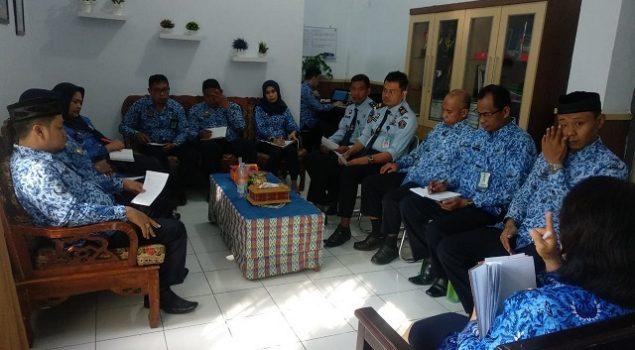 Kabapas Makassar Sampaikan Apresiasi Kakanwil Atas Kinerja Jajarannya
