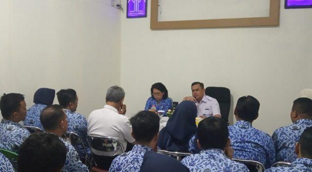 Kunjungi Bapas Makassar, Ini Pesan Kadiv PAS Sulsel