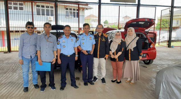 Segera dilelang, KPK dan KPKNL Tinjau Langsung Baran di Rupbasan Palembang