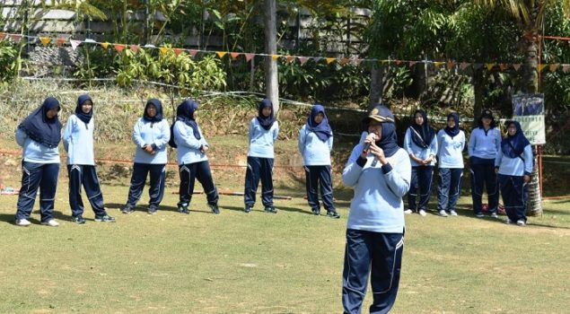 Pembinaan Fisik Mental Disiplin Tingkatkan Kapasitas SDM Bapas Jaktim-Utara