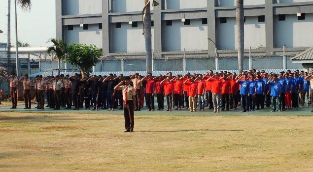 Tingkatkan Kualitas Cinta Bangsa & Negara,LPN Jakarta Gelar Upacara Hari Kesadaran Nasional
