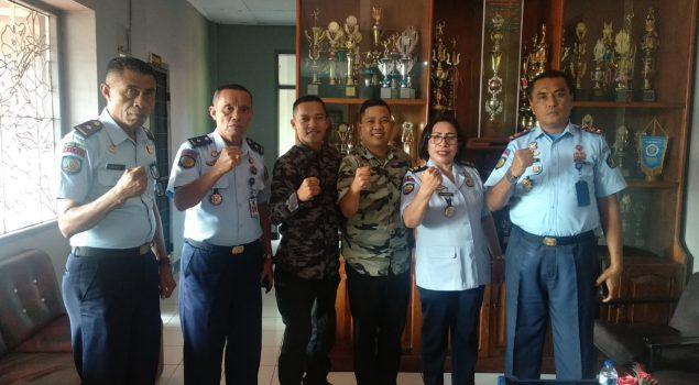 Keliling Indonesia 2 Pramuka Tuna Rungu Kunjungi Lapas Ambon