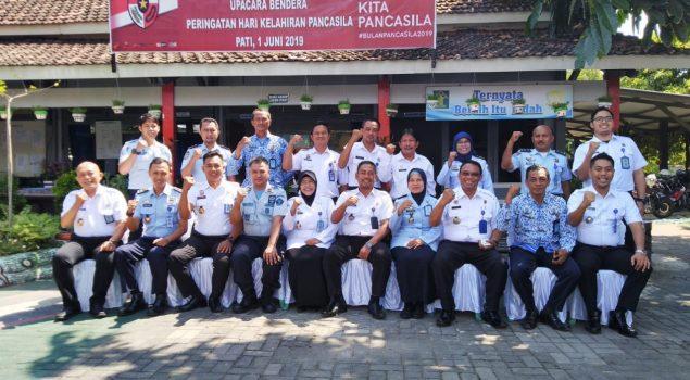 Bapas Pati Mendorong Pelaksanaan Revitalisasi Pemasyarakatan UPT Wilayah Kerja Bapas Pati