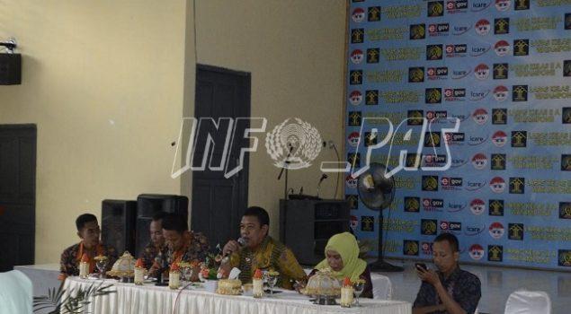 Kalapas Watampone Apresiasi Dedikasi Jajarannya Demi Pembangunan ZI
