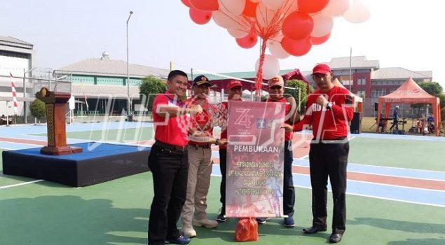 UPT PAS se-Bogor Raya Semarakkan Pertandingan Olahraga Persahabatan