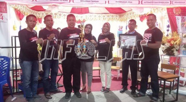 Lapas Watampone Juara I Stan Terbaik Pameran Kampoeng Merdeka 2019
