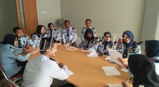 15 PK Bapas Tangerang Segera Mengasesmen 300 WBP
