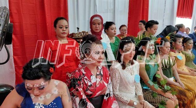 Serunya Lomba & Ujian Tata Rias di LPP Tangerang