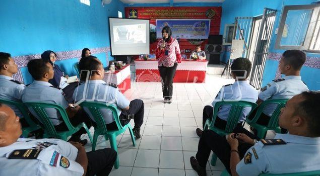 Humas Ditjen PAS Isi Penguatan Kehumasan di Lapas Cianjur