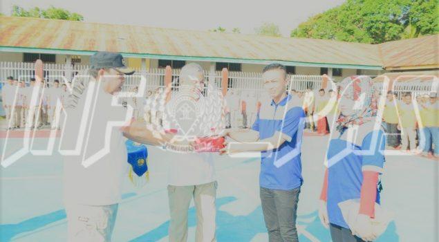 Kalapas Watampone Buka Porsenap Sambut HUT RI ke-74
