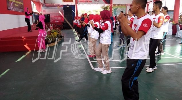 Joint Activity Pererat Sinergi Rutan & BNNK Batang