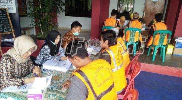 205 WBP Lapas Kotabumi Jalani Pemeriksaan HIV/AIDS
