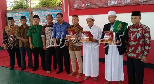 Kadiv PAS Jateng Resmikan Blok Santri II & RB Mart Rutan Batang