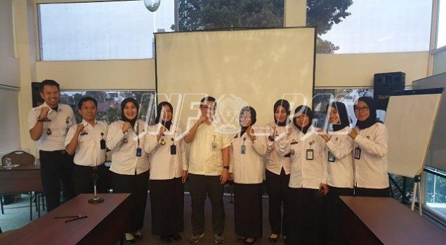 Desk Evaluation, Tim WBP LPP Lampung Berikan Usaha Terbaik