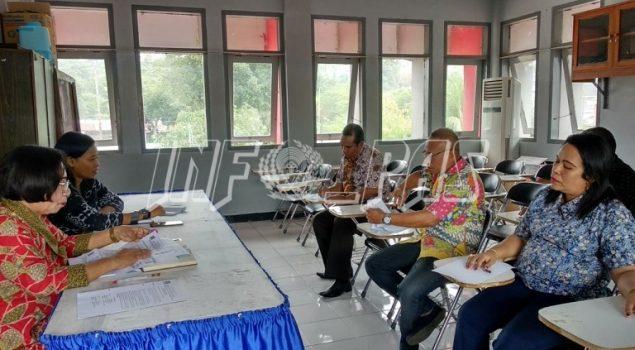 Tim Yankomas Lapas Ambon Bahas Jadwal & Program Kerja Tim