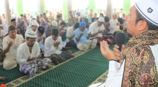 5 Kali Masuk Penjara, Akhirnya Pak Uban Dapat Hidayah di Lapas Pekanbaru