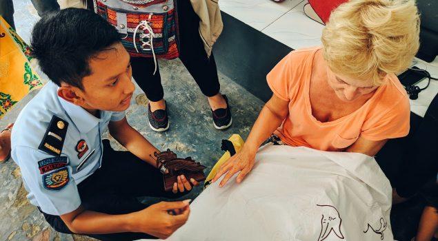 Lapas Nunukan Kenalkan Produk Hasil Karya Narapidana Hingga ke Mancanegara
