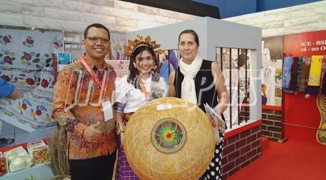 Produk Kreatif Narapidana Dipamerkan di Trade Expo Indonesia