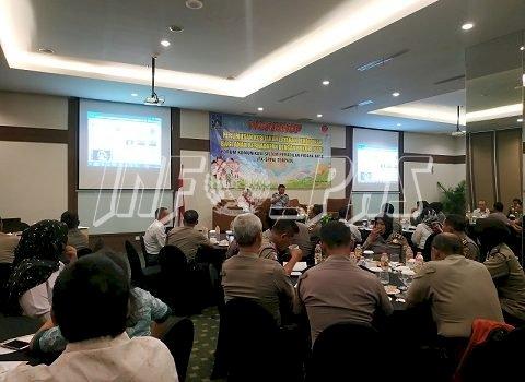 Bapas Yogyakarta Berpartisipasi Dalam Lokakarya Perumusan Kebijakan Pendidikan ABH