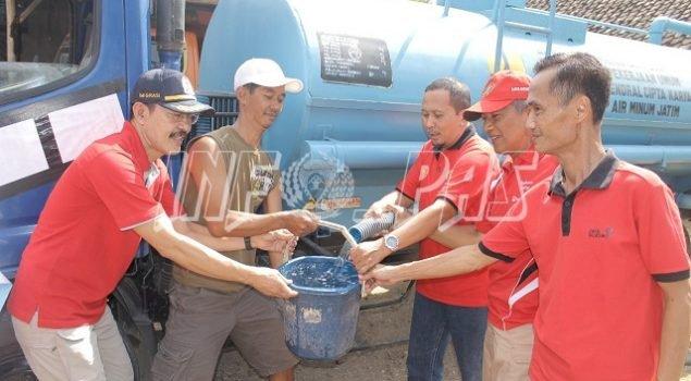 LPKA Blitar Berpartisipasi Dalam Bakti Sosial di Desa Panggungrejo