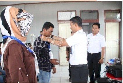 WBP Lapas Bukittinggi Dilatih Jadi Barista Kopi