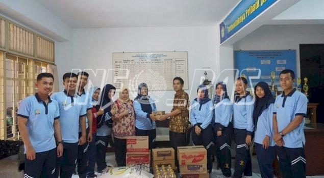 LPN Jakarta Serahkan Bantuan Sembako Untuk Panti Asuhan