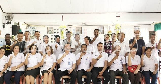 Bersama PMI, Rutan Kupang Gelar Tes Hepatitis C & Donor Darah