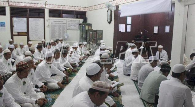 Kakanwil Kalsel Pimpin Upacara Peringatan Hari Santri Nasional di Lapas Amuntai